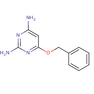 2,4-Pyrimidinediamine, 6-(phenylmethoxy)-