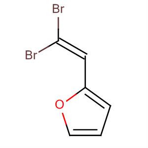 Furan, 2-(2,2-dibromoethenyl)-