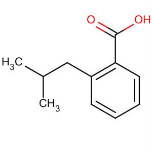 Benzoic acid, 2-(2-methylpropyl)-