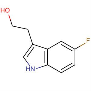 1H-Indole-3-ethanol, 5-fluoro-