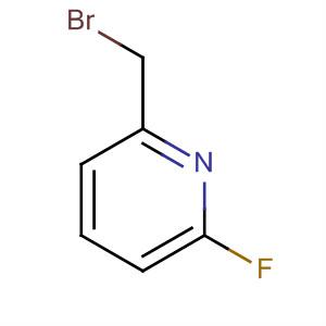 Pyridine, 2-(bromomethyl)-6-fluoro-