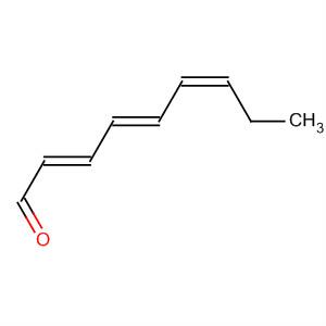 2,4,6-Nonatrienal, (2E,4E,6Z)-