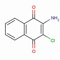 2-Amino-3-chloro-1,4-naphthoquinone
