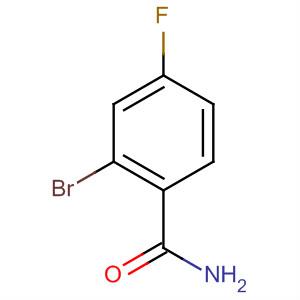 Benzamide, 2-bromo-4-fluoro-