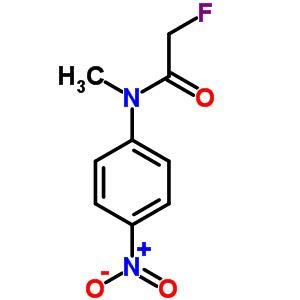 2-fluoro-N-methyl-N-(4-nitrophenyl)acetamide