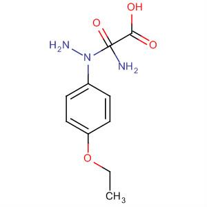 Glycine, N-(4-ethoxyphenyl)-, hydrazide