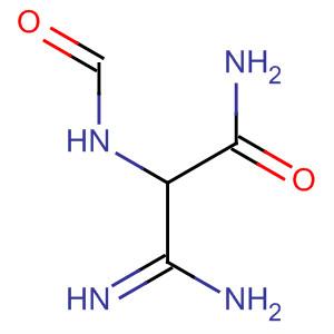 Propanamide, 3-amino-2-(formylamino)-3-imino-