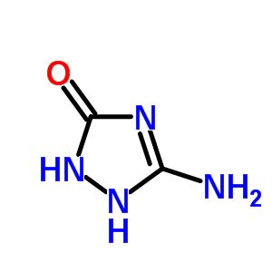 5-amino-1,2-dihydro-3H-1,2,4-triazol-3-one