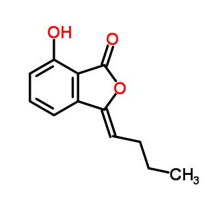 (3Z)-3-butylidene-7-hydroxy-2-benzofuran-1(3H)-one