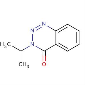 1,2,3-Benzotriazin-4(3H)-one, 3-(1-methylethyl)-