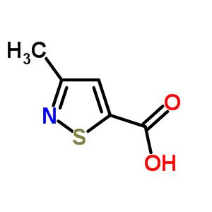 3-methyl-1,2-thiazole-5-carboxylic acid