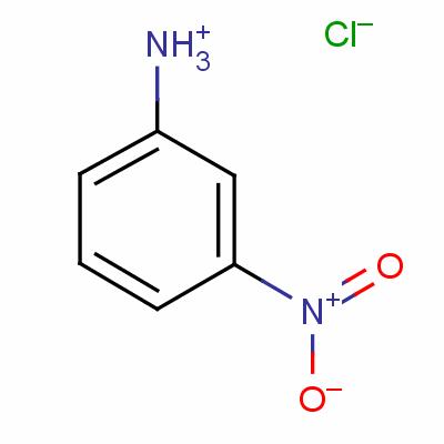 3-nitroanilinium chloride