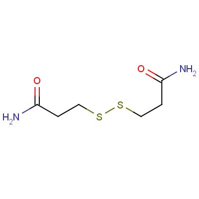 3-[(3-amino-3-oxopropyl)dithio]propanamide