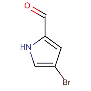 1H-Pyrrole-2-carboxaldehyde, 4-bromo-
