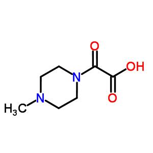 (4-methylpiperazin-1-yl)(oxo)acetic acid