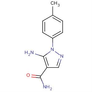 1H-Pyrazole-4-carboxamide, 5-amino-1-(4-methylphenyl)-