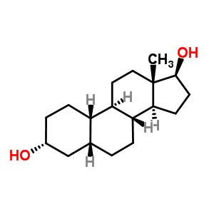 (3alpha,5beta,17beta)-estrane-3,17-diol
