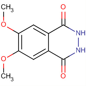1,4-Phthalazinedione, 2,3-dihydro-6,7-dimethoxy-
