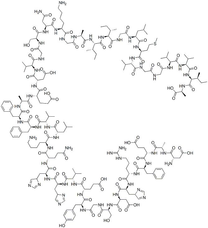 beta-Amyloid (1-42) human