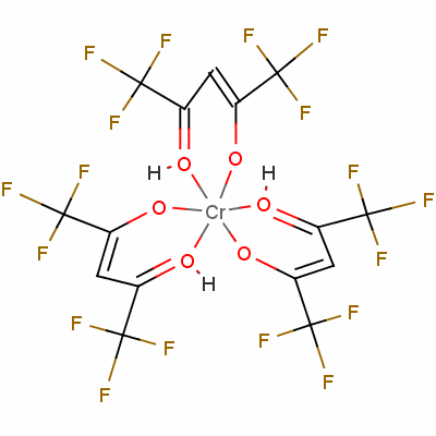 Chromium(III)hexafluoropentanedionate