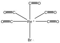 Rhenium pentacarbonyl bromide