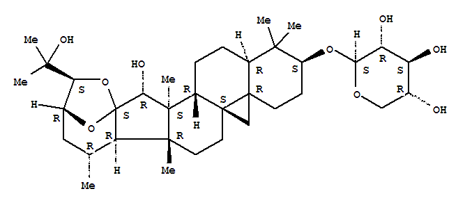 Cimigenol-3-O-β-D-xylpyranoside