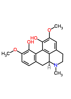(6aS)-2,10-dimethoxy-6-methyl-5,6,6a,7-tetrahydro-4H-dibenzo[de,g]quinoline-1,11-diol