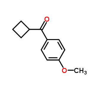 cyclobutyl(4-methoxyphenyl)methanone