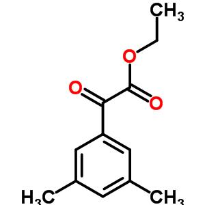 ethyl (3,5-dimethylphenyl)(oxo)acetate