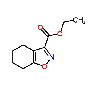 ethyl 4,5,6,7-tetrahydro-1,2-benzoxazole-3-carboxylate