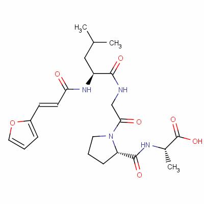 N-(3-(2-furyl)acryloyl)-L-leucyl-glycyl-L-prolyl-L-alanine