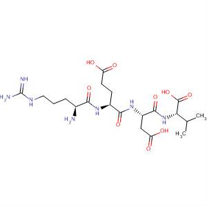 L-Valine, N-[N-(N-L-arginyl-L-a-glutamyl)-L-a-aspartyl]-