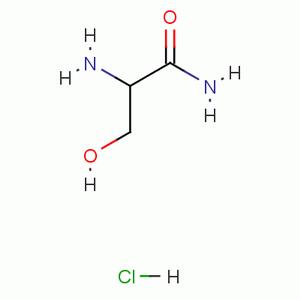 (S)-2-amino-3-hydroxypropionamide hydrochloride