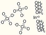 Indium perchlorate octahydrate