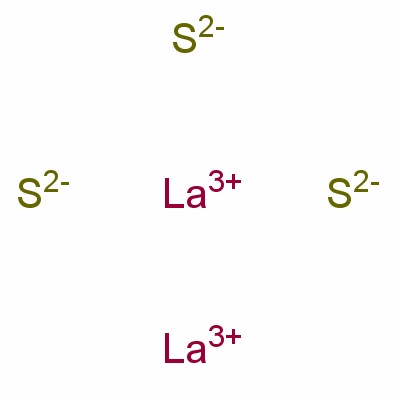 Lanthanum sulfide