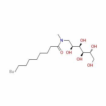 1-deoxy-1-[methyl(1-oxododecyl)amino]-D-glucitol