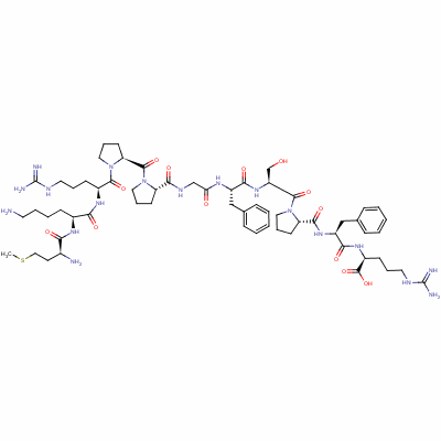 met-lys-bradykinin acetate