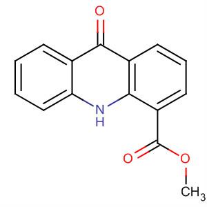 4-Acridinecarboxylic acid, 9,10-dihydro-9-oxo-, methyl ester