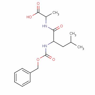 Z-L-leucyl-L-alanine