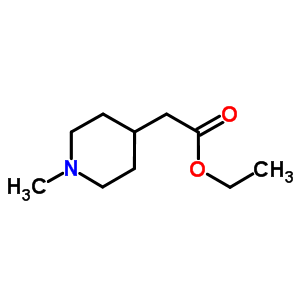 ethyl (1-methylpiperidin-4-yl)acetate