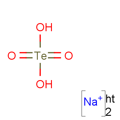 disodium tetraoxotellurate