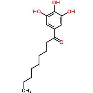 1-(3,4,5-trihydroxyphenyl)nonan-1-one