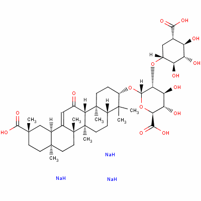 Glycyrrhizicacidtrisodium salt
