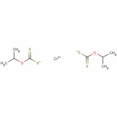 zinc O,O'-diisopropyl bis[dithiocarbonate]