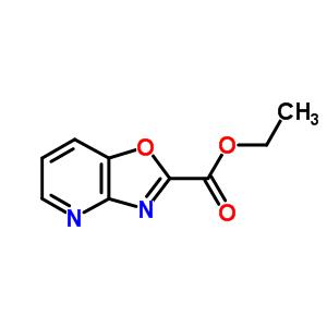 ethyl oxazolo[4,5-b]pyridine-2-carboxylate
