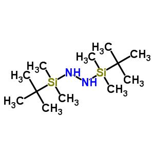 1,2-bis[tert-butyl(dimethyl)silyl]hydrazine