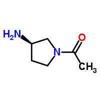 R-1-3-amino-pyrrolidin-1-yl-ethanone