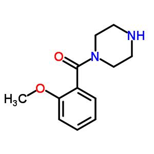 (2-methoxyphenyl)(piperazin-1-yl)methanone