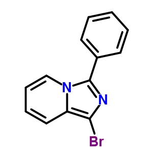 1-bromo-3-phenylimidazo[1,5-a]pyridine