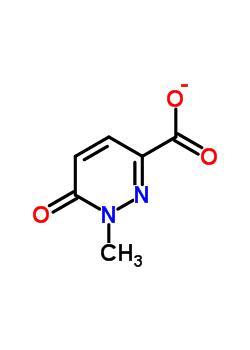3-Pyridazinecarboxylicacid,1,6-dihydro-1-methyl-6-oxo-(6CI)